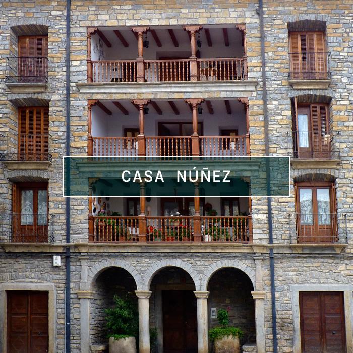 Apartamentos con Duende - Casa Núñez